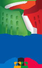 Il logo del progetto di Roma 2024